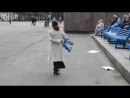 Grandma dancing not bad