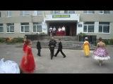 Танець випускників 4 класу 2014 (Грушківська ЗОШ І-ІІІ ст.)