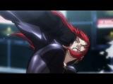 Секретные материалы Мстителей: Черная Вдова и Каратель / Avengers Confidential: Black Widow & Punisher (2014,мультфильм,США)