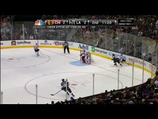 Stanley Cup Playoffs 2014. Round 3. Game №3. Chicago Blackhawks Vs. Los Angeles Kings 3:4 - (Полный Матч) - (25.05.2014)