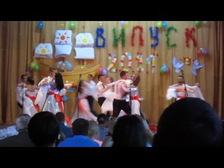 Вальс 2014 р. 2 школа м. Бершадь
