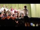 Государственный экзамен по дирижированию - 30.05.14 Штепенко Дарья