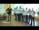 Выступление дружины юных пожарных ДЮП- команда БАРС-14