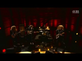 Ty Segall - Thank God For Sinners (Live on Conan)