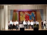 КВН. Музыкальный номер команда 12 школы
