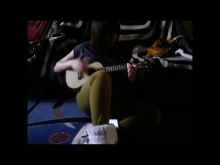 Imany - You will never know ukulele cover by Йож