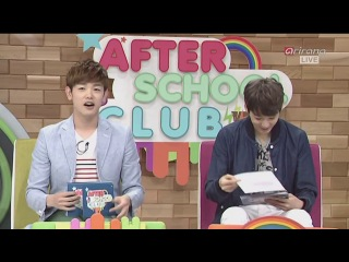 [VID]140603 INFINITE - After School Club EP71