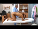 Connie (19 years girl gyno exam)  г., Medical Fetish, Gyno Exam, Close Ups, Checkup with enema, Piss, 720p]