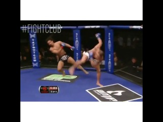 [Fight Club] Anthony Pettis Lands the 'Show Time