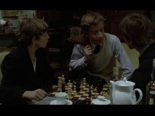 Порок сердца / Шум в сердце / Le Souffle au coeur / Murmur of the Heart (1971) [одноголосый] мелодрама  Луи Маль / Louis Malle