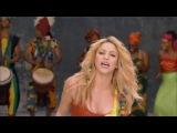 шакира вака вака просто супер сам не сможешь станцевать и спеть !!!