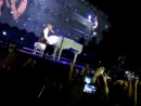 Владимир Корнюшкин на концерте Джастина Тимберлейка в Москве 17 мая 2014