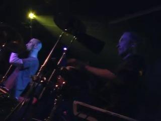 Запрещённые барабанщики - Концерт в клубе Mezzo Forte (1. Миллион долларов США  2. Пикничок  3. Далеко)