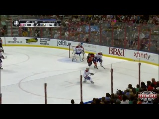 Florida Panthers 1 @ 4 Montreal Canadiens