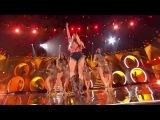 Pitbull - Timber (feat. Kesha) на AMA 13
