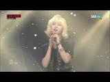 [01.04.2014] Spica & Bestie - Lonely @ MTV THE SHOW (cover 2NE1)