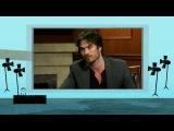 Ian Somerhalder - Sneak Peek  Ian Somerhalder Interview  Larry King Now Ora TV