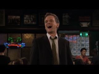 Злобный смех Барни