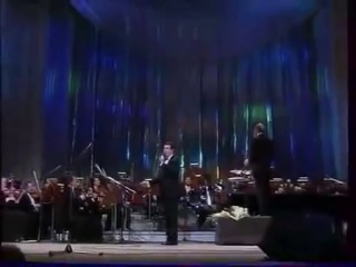 Муслим Магомаев в концерте памяти Роберта Рождественского.