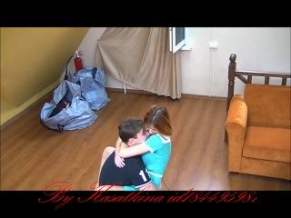Татьяна Кирилюк и Илья Григоренко | А.Черкасов Губами по телу