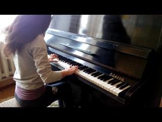 Реквием по мечте(cover piano)