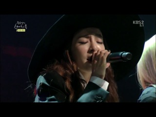 2NE1 - Come Back Home [live] (Unplugged Ver.) @ YHY Sketchbook