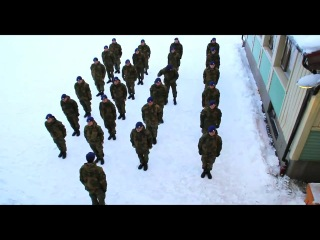 Do the harlem shake original army edition - con los terroristas baile baauer