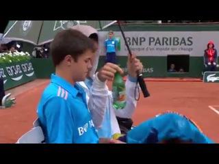 Fraja Maroc - Novak Djokovic