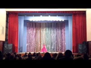 Арина Казанцева-Росиночка-Россия) педагог по вокалу Переверзева Г.И