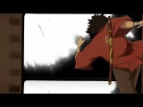 Samurai champloo - Oasis - Falling down (remix) - Artistic anarchy AMV