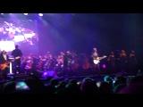 Видео с концерта группы Scorpions!!