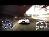 Рекорд круга на Porsche Carrera GT в NFS Most Wanted, самое быстрое прохождение трассы