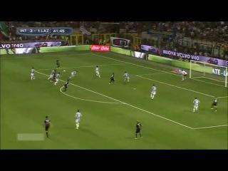 Интер - Лацио (4:1) (10.05.2014) Видео Обзор