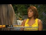 Интервью Дженнифер для канала «CBS» (русские субтитры) (2012)