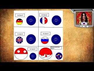 История Polandball'а и других Countryballs