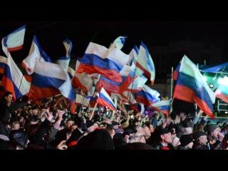 16 марта 2014 - Крым - Симферополь