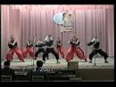 А-1352,(в/ч 61798), И огонь, и вода, восточный танец, 2001г.(архив)