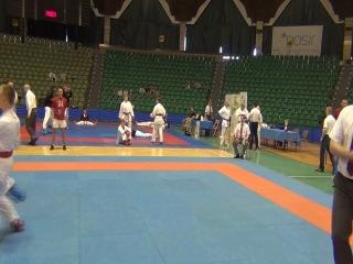 Чемпионат Европы по карате FSKA Познань, Польша(3)