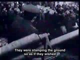 9 мая 1945 года, Берлин! Армяне танцуют народный танец Кочари перед Рейхстагом
