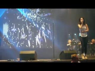 Lana Del Rey ‒ National Anthem Live @ Rock Werchter 2