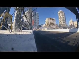 Wall riding at Formula D Long Beach with Justin Pawlak & Dai Yoshihara
