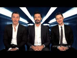 X-Men X-Perience! - Официальное объявление (2014) # XMenLive [HD]