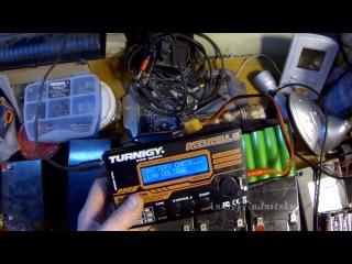 Andrej Rudnitsky | Turnigy Accucell 6 ( IMAX B6 ) и разряженный 18650 или Как