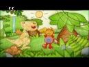 Вчимося малювати. Карлючка - Динозавр, динозаврландія, чашка води, прутик для лоскотання. Кішка, причал над водою, вудочку, підводний човен
