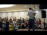 Workshops with Inaki Fernandez, 3rd Istanbul International dance Festival