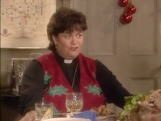 The vicar of dibley: season 1, episode 8 the christmas lunch incident