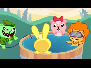 Harlem Shake - Happy Tree Friends