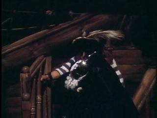 Питер Пэн (1-я серия) (1987) (фэнтези, приключения, семейный)