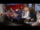 Blake + The Band Perry Braggin' On Y'all (The Voice Interview)