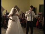 Перший весільний наш танець..Аня та Віталік)10.11.2013р.